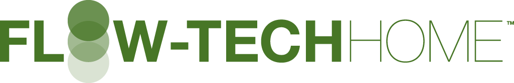 Flow-Tech Home logo