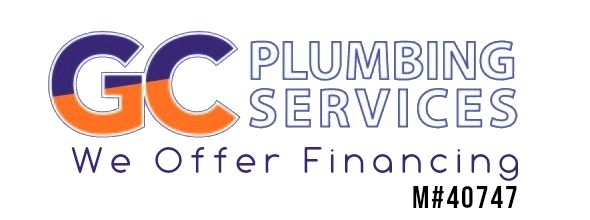GC Plumbing Services - We Offer Financing!